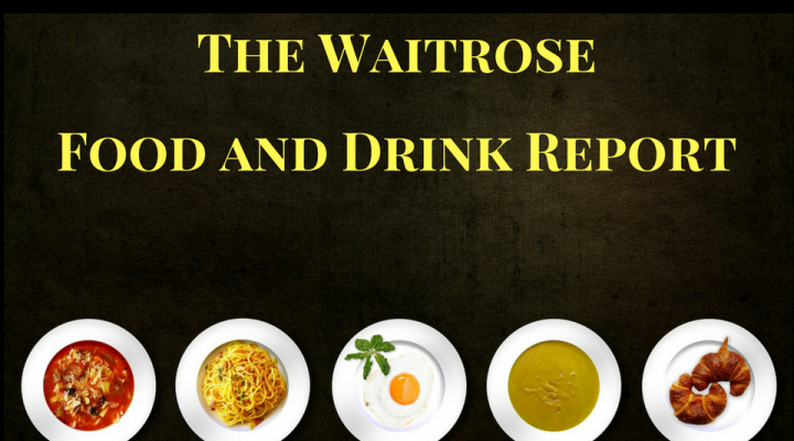 Food & Drink Report 2016 (Waitrose)