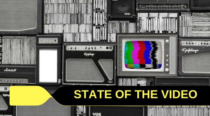State of the video: tendenze e previsioni sul mondo della televisione