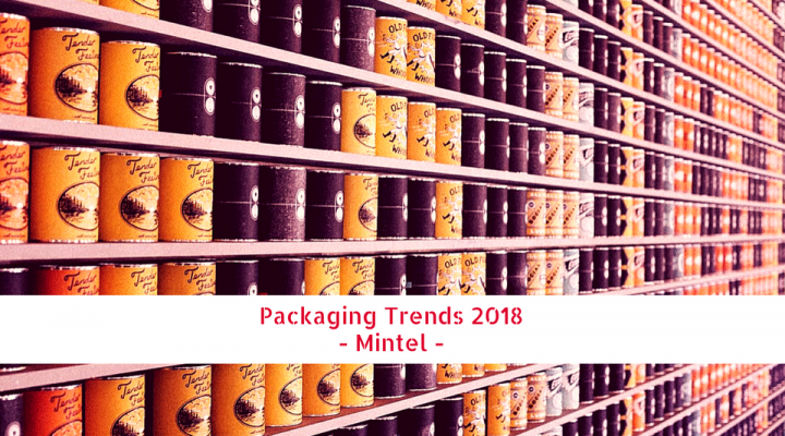 Packaging Trends 2018 (Mintel)