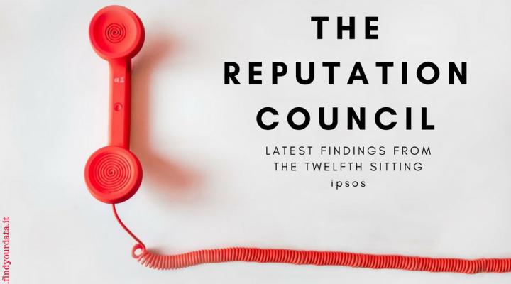 The Reputation Council: IPSOS intervista gli esperti della comunicazione