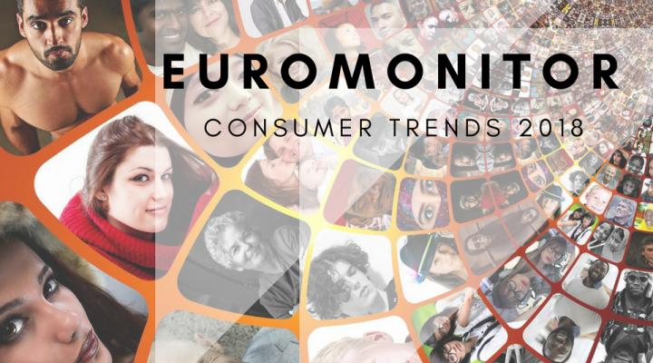 I trend di consumo del 2018, secondo Euromonitor