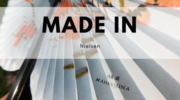 """Quanto è importante il """"Made in"""": rapporto Nielsen sui generi di consumo"""