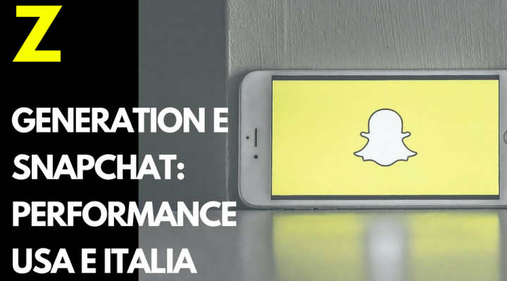 Snapchat: users, influencer e Z Generation