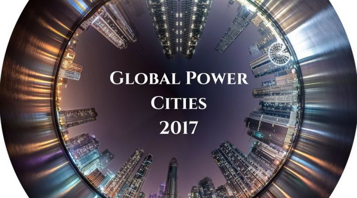 La classifica delle città più attrattive del mondo: il Global Power Cities 2017.