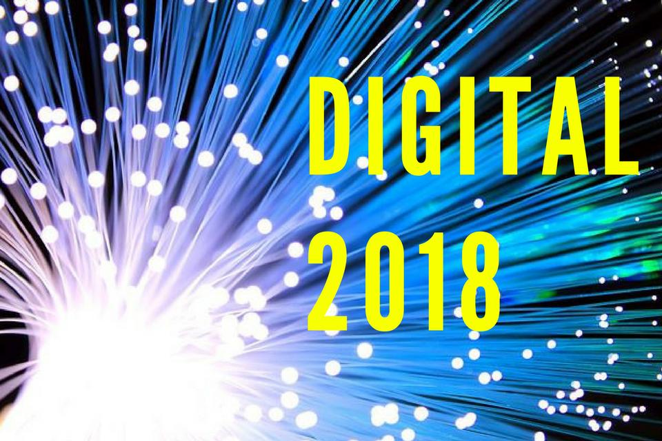 digital in 2018