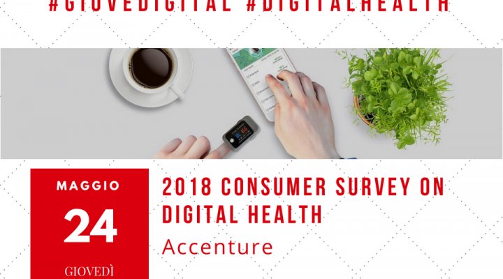 Accenture 2018 Consumer Survey on Digital Health